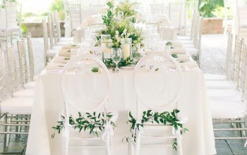 Romantic Wedding Style Ideas - We Know You're Going To Have A Super Sweet Celebration, But If You're Looking For Something That's Over-The-Top Romantic