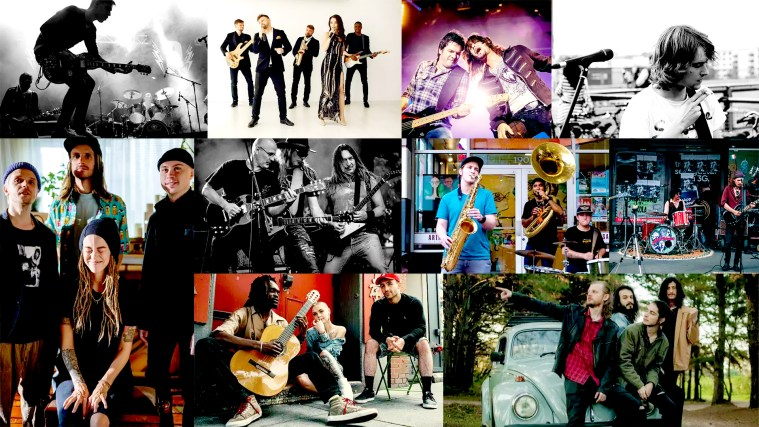 12 Tips For Shooting Promotional Band Photography