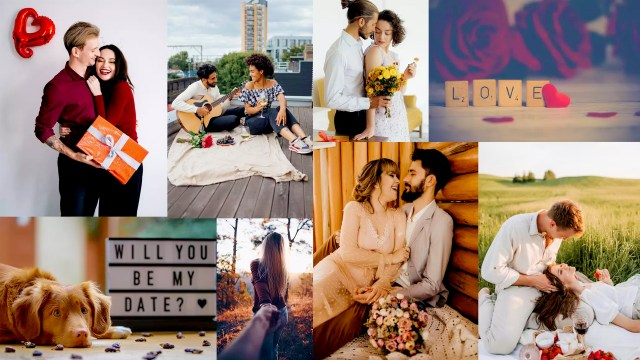 Get Creative With This 14 Awesome Valentine's Day Photoshoot Ideas