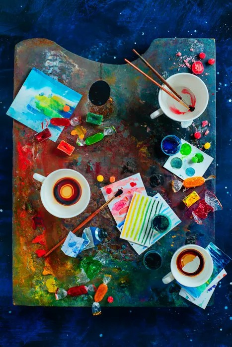 Awesome Flat Lay Photography Ideas To Improve Your Flat Lay Photography