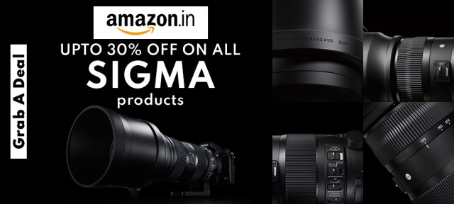 Upto 30% Off On All Sigma Products