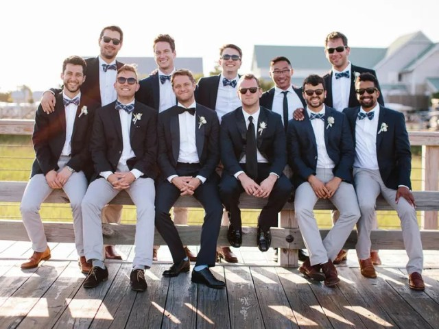 Looking For Groomsmen Outfits That Complement Your Venue And Theme - Here Are 13 Awesome Ideas That Will Stand Out At The Altar
