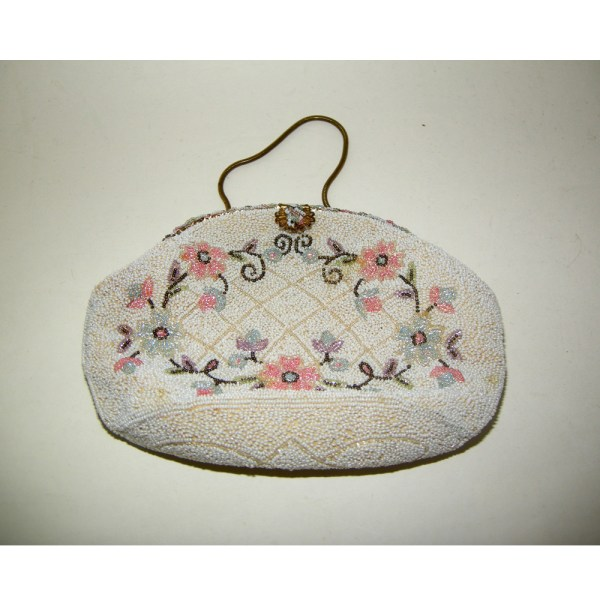 40s beaded purse france eb robinson-remix vintage fashion