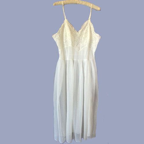 nylon 50s burlesque lingerie