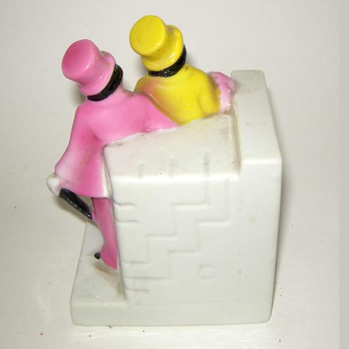 Japan figurines art deco home decor - remix vintage fashion