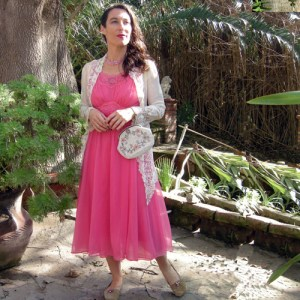 victorian lace blouse art deco-the remix vintage fashion