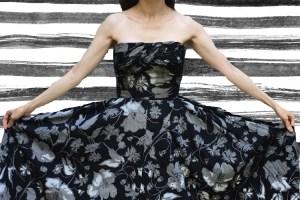 vintage clothing rappi dress 50s-the remix vintage fashion