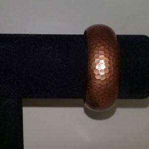 copper cuff bracelet-the remix vintage fashion