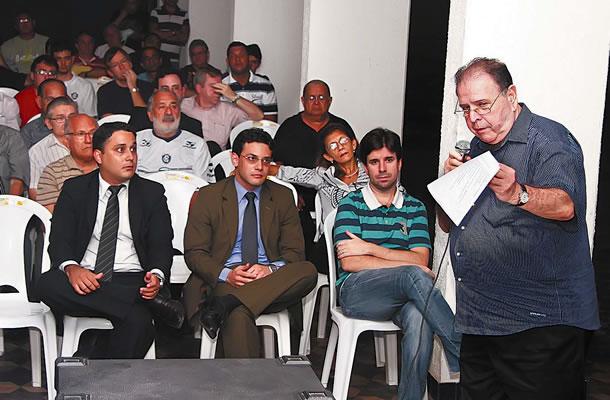 Ronaldo Passarinho encerra o seu mandato no Remo com saldo positivo
