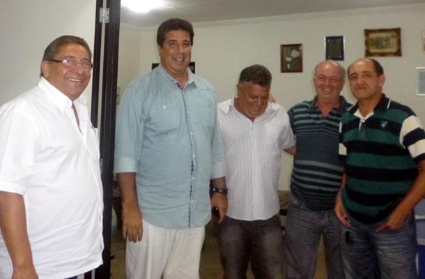 Sérgio Cabeça convidou vereador para formar sua chapa