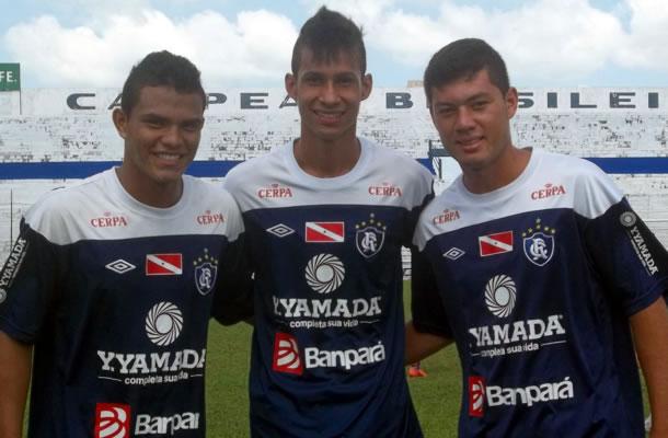 Biro, Nadson e Gabriel