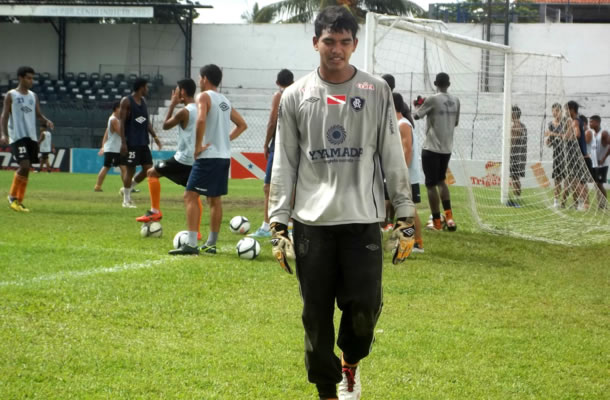 Elenco do sub-19 se prepara para a Copa São Paulo