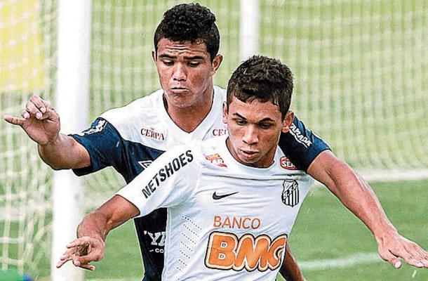 Santos venceu o Remo na primeira rodada da Copa São Paulo 2013