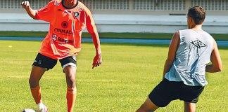 Thiago Galhardo e Henrique