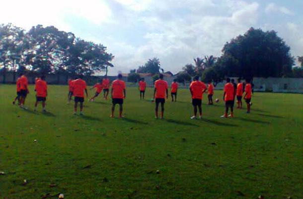 Clube do Remo iniciando o treinamento em Castanhal
