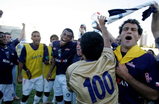 Clube do Remo foi campeão brasileiro da Série C em 2005