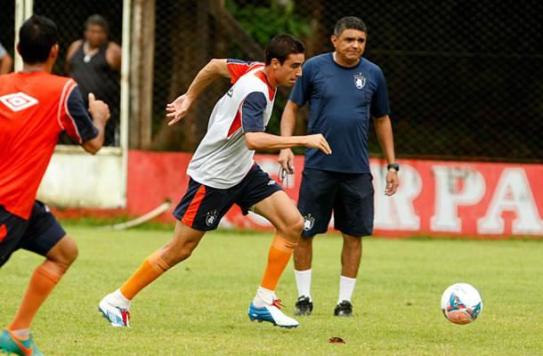 Thiago Galhardo e Flávio Araújo