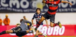 Remo 0x1 Flamengo-RJ (Fabiano e Berg)
