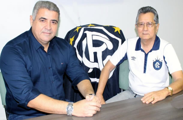 Henrique Custódio e Pedro Minowa