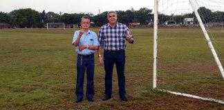 Pedro Minowa e Henrique Custódio