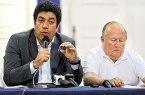Robério D'oliveira e Manoel Ribeiro