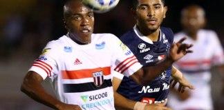 Botafogo-SP 1x0 Remo (Mateus Muller)