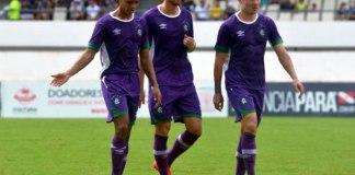 Remo 4x0 Seleção de Bragança (Lucas Garcia, Max e Michel Schmöller)