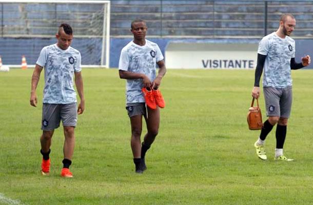Jayme, Edgar e Henrique