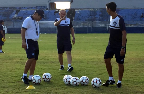 Léo Goiano, Erick Cavalcante e João Nasser Neto (Netão)