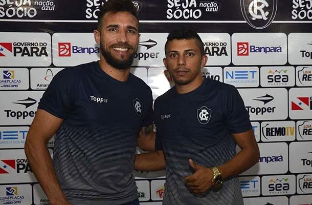 Esquerdinha e Felipe Marques