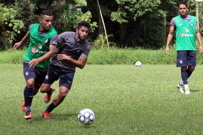 Rodriguinho, Gabriel Lima e Leandro Brasília