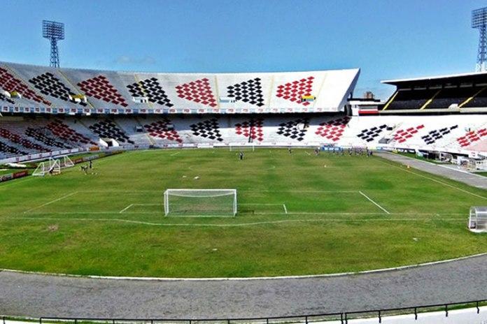 Estádio do Arruda (Recife-PE)