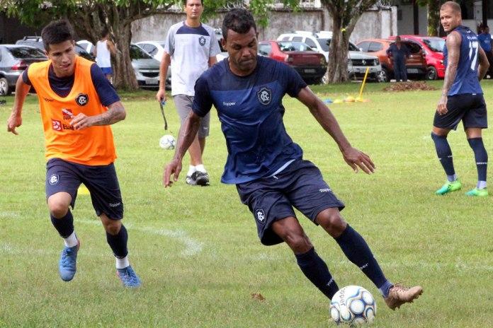 Miguel, Dedeco e Everton