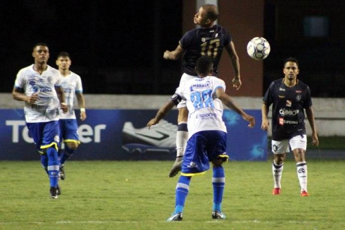 Remo 0x3 Confiança-SE (Everton e Leandro Brasília)