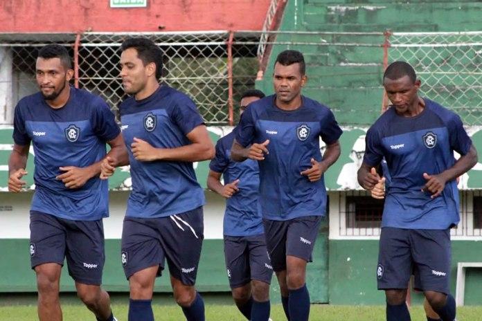 Moisés, Leandro Brasília, Dedeco e Mimica