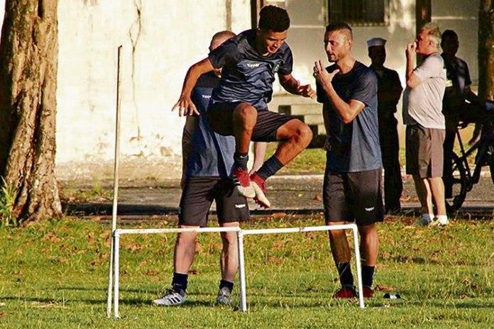 Nininho e Bruno Maia