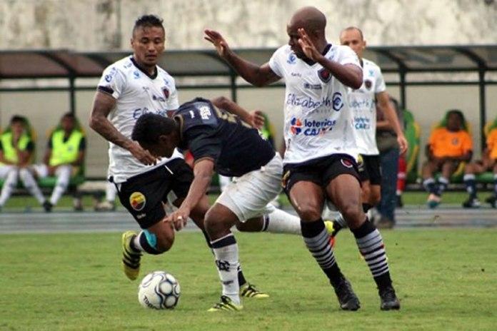 Remo 0x0 Botafogo-PB (Dudu)