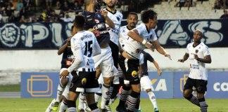 Remo 0x0 Botafogo-PB