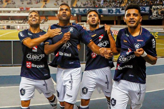 Remo 1x1 Náutico-PE (Rodriguinho, Dedeco, Gabriel Lima e Nininho)