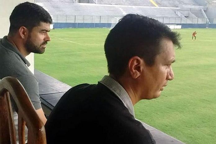 Ari Barros e João Nasser Neto (Netão)