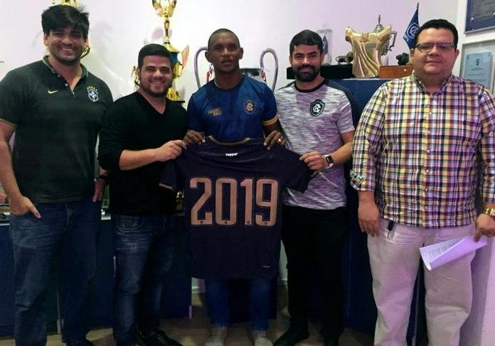 Del Filho, Marcelo Dahas, Mimica, Ari Barros e Gilmar Nascimento