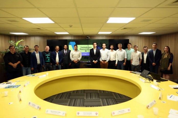 Comissão para Desenvolvimento das Categorias de Base do Futebol Masculino