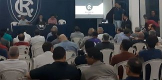 Presidente Fábio Bentes apresentou relatório sobre os 60 dias de sua gestão