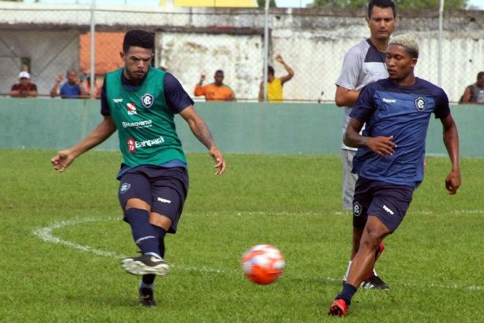 Fredson, João Nasser Neto (Netão) e Mário Sérgio