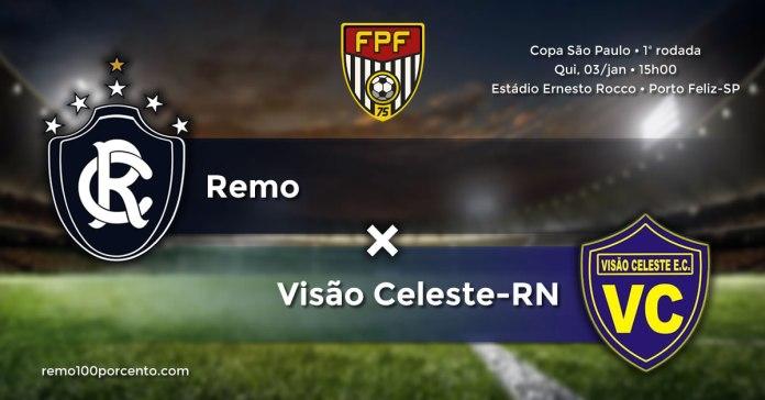 Remo × Visão Celeste-RN