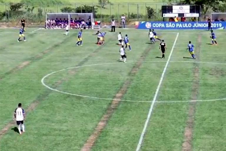 e8a6a02c24 ... Copa São Paulo. Remo 1x0 Visão Celeste-RN