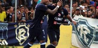 Seleção de Barcarena 0x2 Remo (Mário Sérgio e Emerson Carioca)