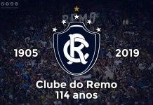 Clube do Remo - 114 anos