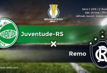 Juventude-RS × Remo