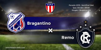 Bragantino x Remo